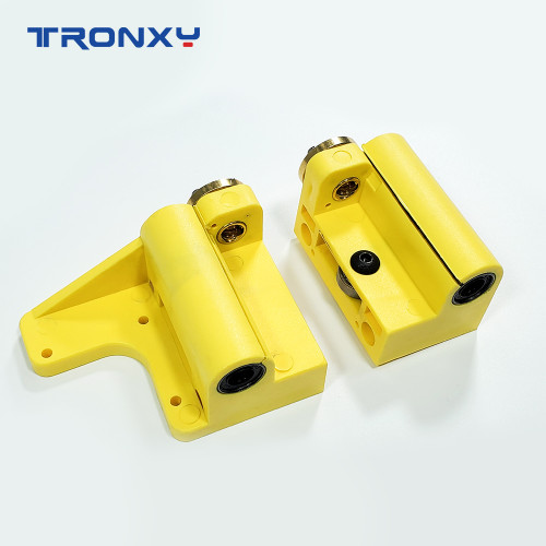 Bracket X motor/pulley mount Aluminum Block P802M