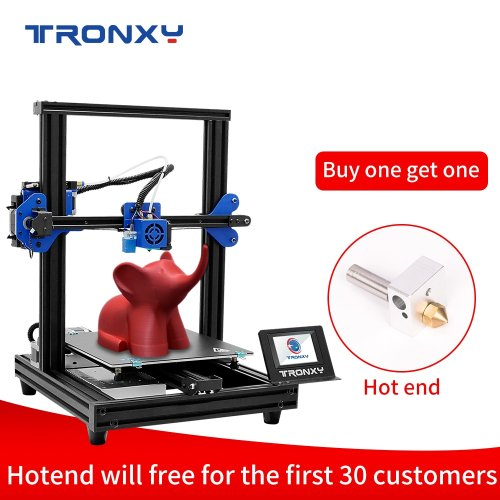 TRONXY 3D Printer XY-2 Pro 255*255*260mm (Buy one get one hotend for gift) Limit before 30