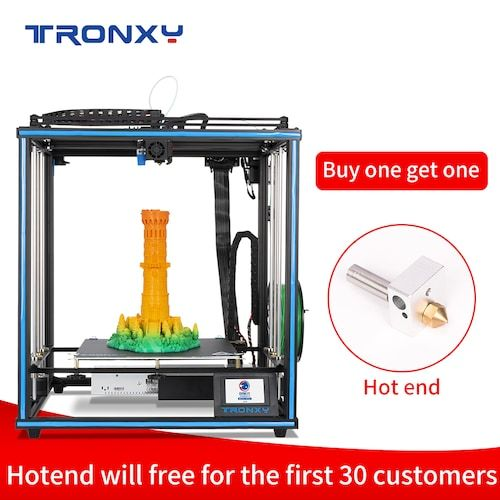 TRONXY X5SA 24V 3D Printer 330*330*400mm (Buy one get one hotend for gift) Limit before 30
