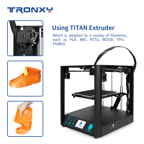 TRONXY D01 3D Printer 220*220*220mm