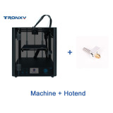 TRONXY D01 3D Printer 220*220*220mm (Buy one get one hotend for gift)