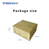 TRONXY 3D Printer XY-2 Pro Titan 255*255*260mm + Hotend/PLA Filament (Combined offers)