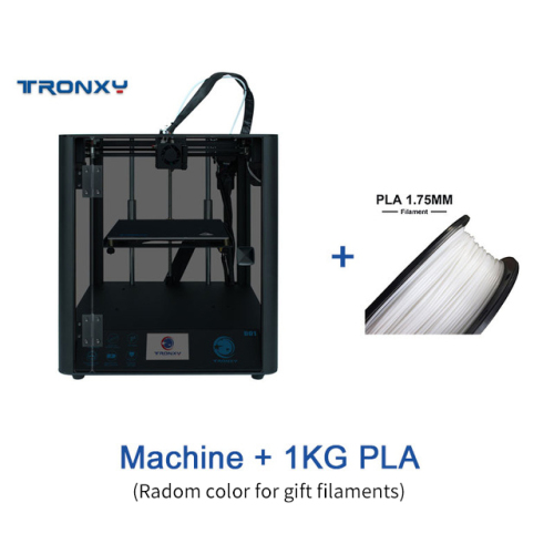 TRONXY D01 Enclosure 3D Printer 220*220*220mm + Hotend/PLA Filament (Combined offers)