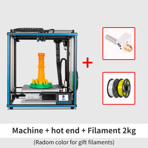 TRONXY X5SA 24V 3D Printer 330*330*400mm + Hotend/PLA Filament (Combined offers)