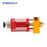 Tronxy 1.75mm Extruder Hotend For 3D Printer X5SA/X5SA Pro/XY-2 PRO For 3D Printer With 0.4mm Nozzle Part