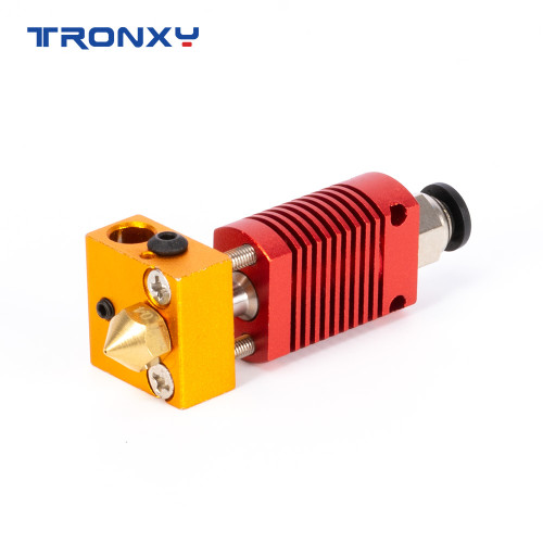 Tronxy Orange Extrusion Head