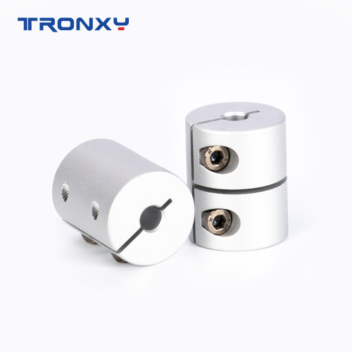 Tronxy Rigid Aluminum Alloy Coupling - 2pcs
