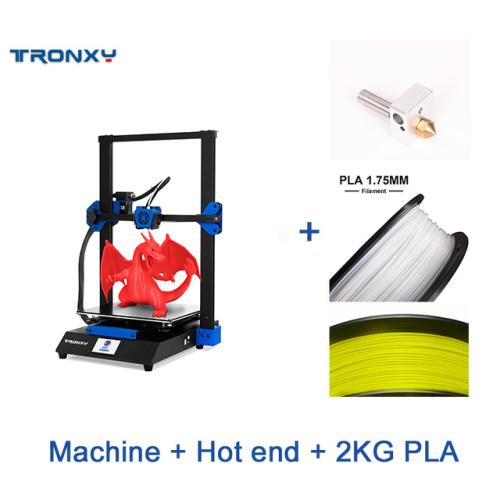 Tronxy XY-3 Pro 3D Printer 300*300*400mm + Hotend/PLA Filament (Combined offers)