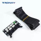 Tronxy Parts Adapter Board with 100cm Cable Black for X5SA-500 Series