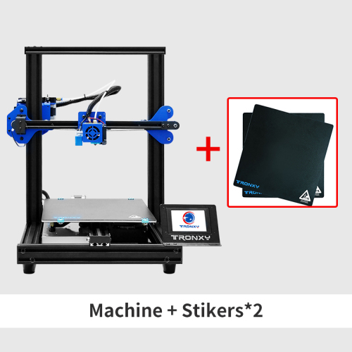 TRONXY 3D Printer XY-2 Pro 255*255*260m (Buy one machine get one gift)