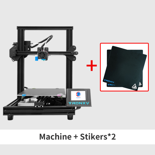 TRONXY 3D Printer XY-2 Pro Titan 255*255*245mm(Buy one machine get one gift)