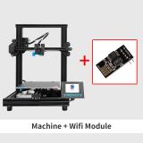 TRONXY 3D Printer XY-2 Pro Titan 255*255*245mm(Buy one machine get one gift)