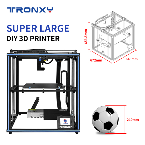 TRONXY X5SA-400 Pro 3D Printer 400*400*400mm