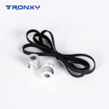 Tronxy Z-axis timing belt adjuster with Z axis synchronous wheel + belt (Only For X5SA Series/ X5SA-400 Series/ X5SA-500 Series 3D Printer)