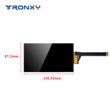 Tronxy Uitrabot Light curing 5.5/6.08 inch 2K screen