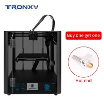 TRONXY D01 3D Printer 220*220*220mm (Buy one machine get one hotend for gift)