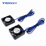 Tronxy 24V Extruder Fan for Mainboard Radiator 40X40X10mm, with Blue-black line
