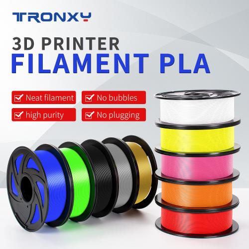 Tronxy New 1.75mm PLA Filament Original Manufactured by Tronxy