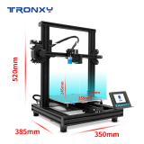 TRONXY 3D Printer XY-2 PRO/ XY-2 Pro Titan 255*255*245mm + Gift