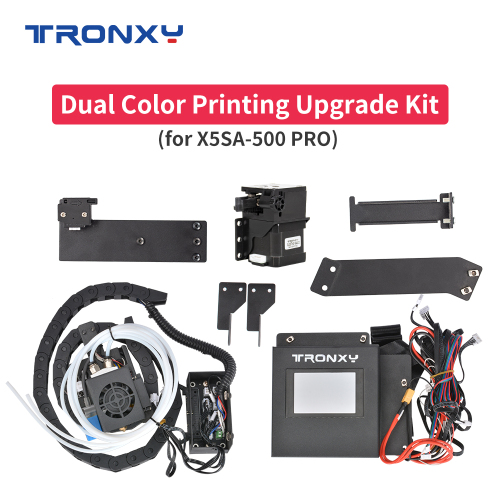 Tronxy PRO-2E Upgrade Kits for X5SA-500 Pro upgrade to X5SA-500 Pro-2E Upgrade Kits package