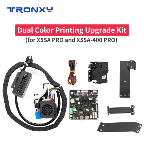 Tronxy PRO-2E Upgrade Kits for X5SA Pro upgrade to X5SA Pro-2E and X5SA-400 Pro Upgrade to XSA-400 PRO-2E