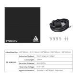 Tronxy Black TR Auto Leveling Sensor + Lattice Glass Plate 500*500mm