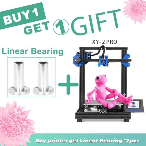 TRONXY 3D Printer XY-2 Pro 255*255*260mm + Gift