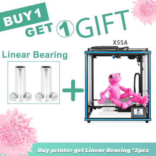 TRONXY X5SA 24V 3D Printer 330*330*400mm + Gift