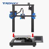 TRONXY 3D Printer XY-2 Pro-2E 255*255*245mm I3 FDM-Dual Color 3D Printer 2-IN-1-OUT 3D Printer DIY Kit