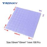 Tronxy GPU CPU heatsink cooling conductive silicone pad thermal pad