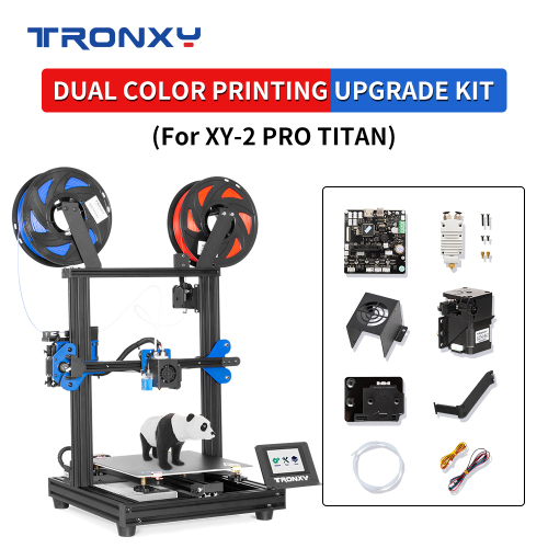 Tronxy XY-2 PRO TITAN Pro-2E upgrade kits package for XY-2 PRO TITAN upgrade to XY-2 PRO-2E