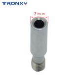 Tronxy Teflon throat steel extruder nozzle (5 pcs)