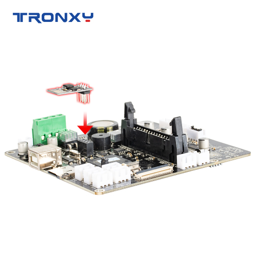 Tronxy Silent Mainboard with Wifi Moduel for X5SA Series X5SA-400 Series and XY-2 Pro Series