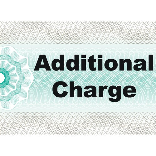 Additional Charge for shipping from China by Express
