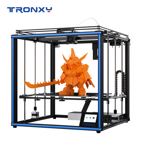 Tronxy 3D Printer Tronxy New Version X5SA-400 PRO,TR Sensor Auto Leveling + Lattice Glass Plate
