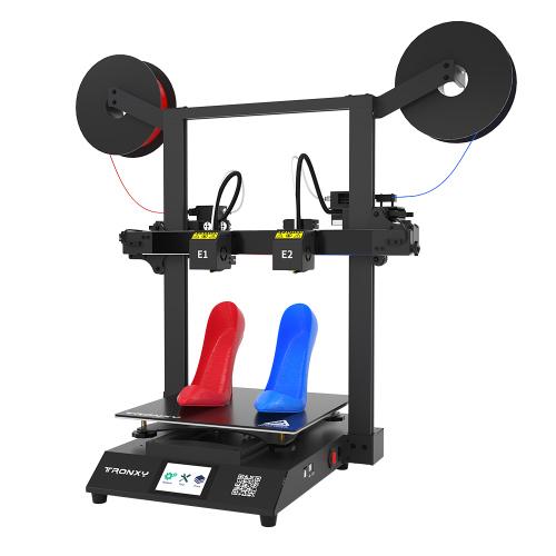 Tronxy IDEX 3D Printer Gemini S IDEX 300*300*400mm Tronxy (Pevious XY-3 PRO IDEX)