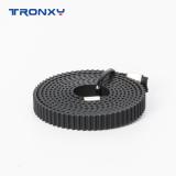 TRONXY 2 meter GT2-6mm open timing belt width 6mm GT2 belt