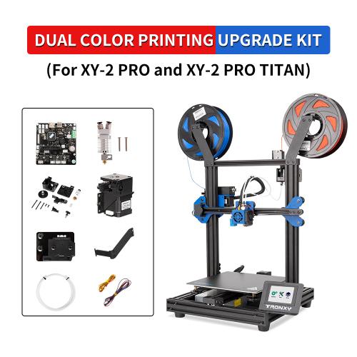Pro-2E upgrade kits package for Tronxy XY-2 PRO/XY-2 PRO TITAN