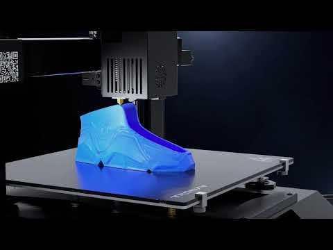Tronxy XY-3 Pro V2 Direct Drive 3D Printer 300*300*400mm