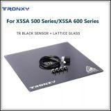 Tronxy Black TR Auto Leveling Sensor + Lattice Glass Plate for the X5SA-500 Series/X5SA-600 Series