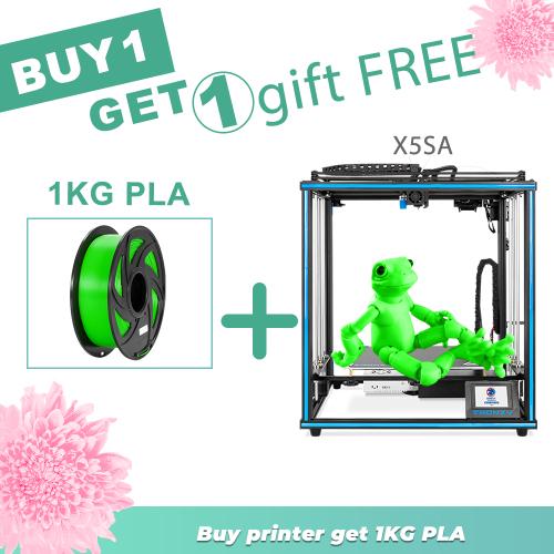TRONXY X5SA 24V 3D Printer 330*330*400mm + Gift (EU Warehouse)