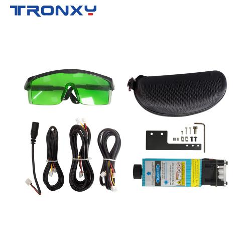 Tronxy 500nW Laser Engraving Module Kits for 3D Printer X5SA Series and XY-2 PRO Series