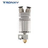 Tronxy 2 in 1 out Extrusion Head for 2E