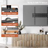 (EU EXCLUSIVE)  PUTORSEN® TV Wall Bracket, Tilt Sturdy Strong TV Wall Mount for 32-55 inch TVs, Max VESA 400x400mm, 40 kg Weight Capacity