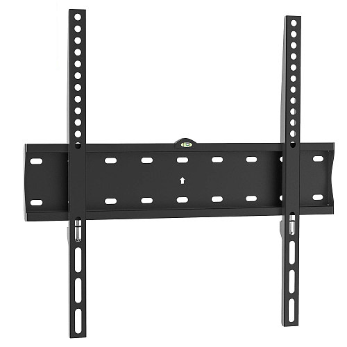 (EU EXCLUSIVE)PUTORSEN® TV Wall Bracket for 32-55 inch Flat&Curved TV or Monitor up to 40 KG, Ultra Slim, Max VESA 400X400mm