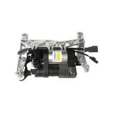 Volkswagen New Touareg  Air Compressor Pump Remanufactured with holder 7P0698007, 7P0698007A, 7P0698007B, 7P0698007C