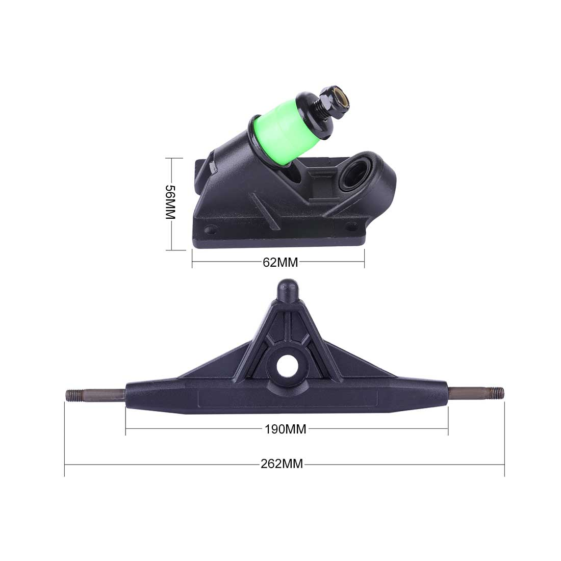 262mm Electric Skateboard Front Truck