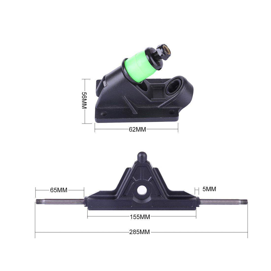 285mm Rear Truck for Electric Skateboard