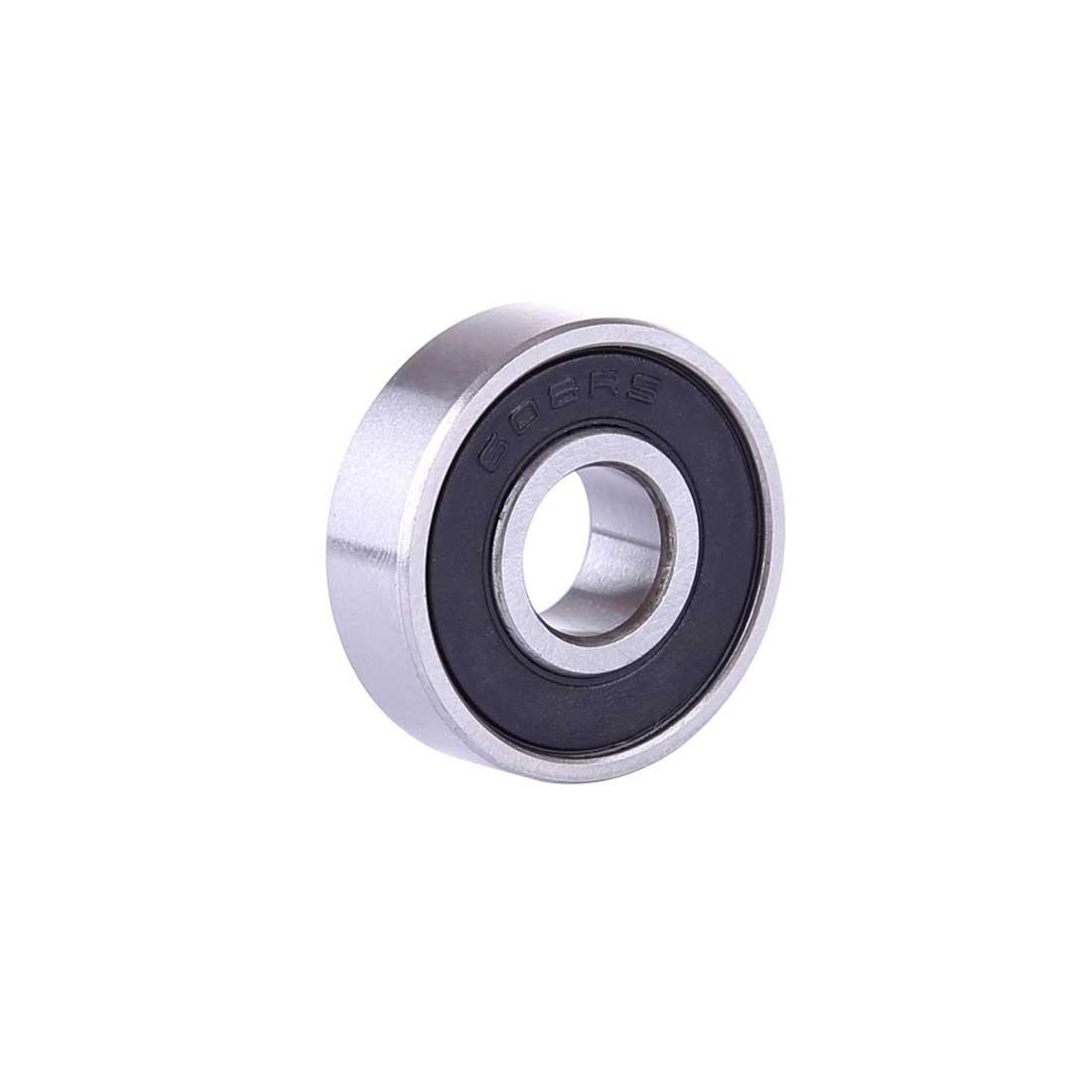 2Pcs 608 Bearings