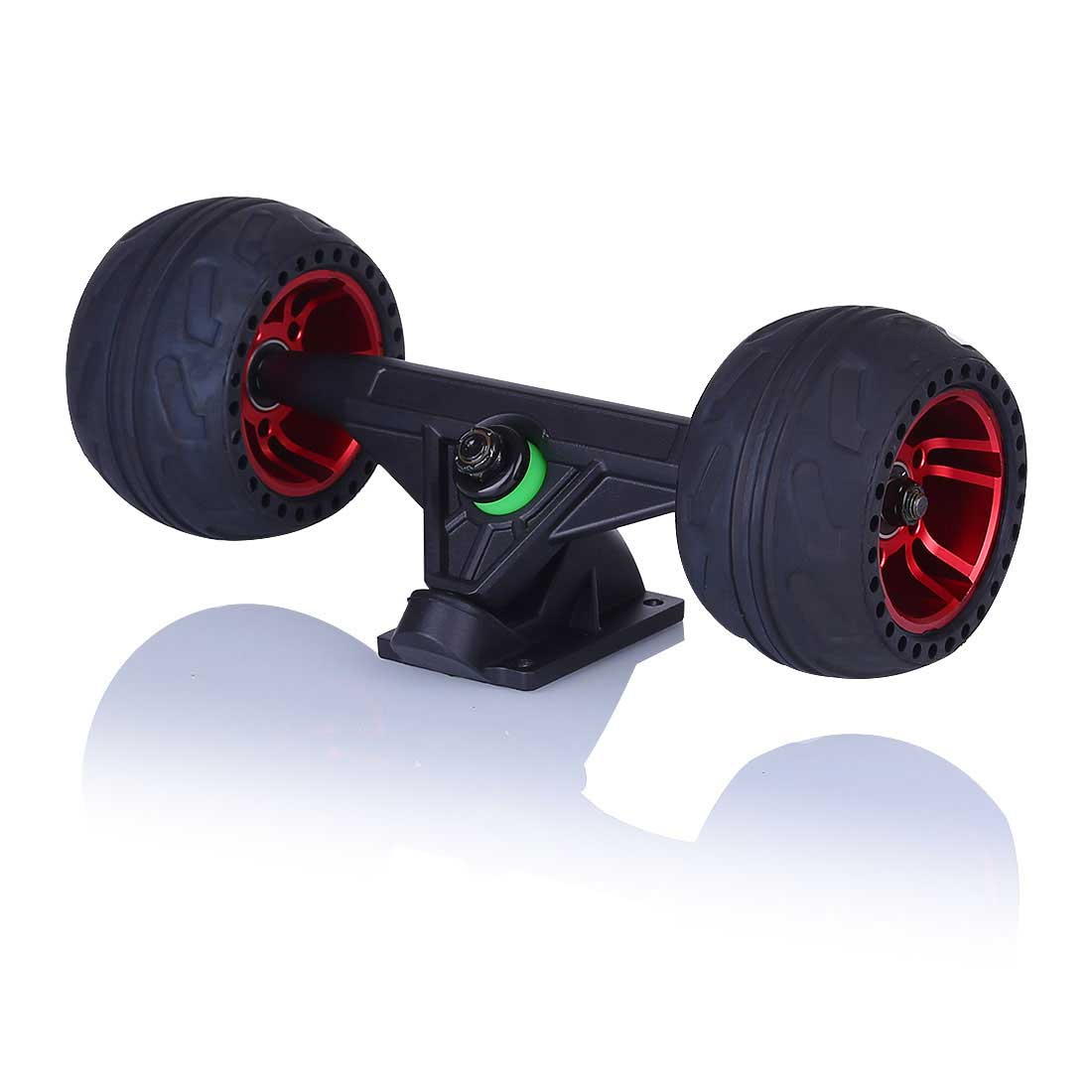 105mm All Terrain Rubber Wheels Kit